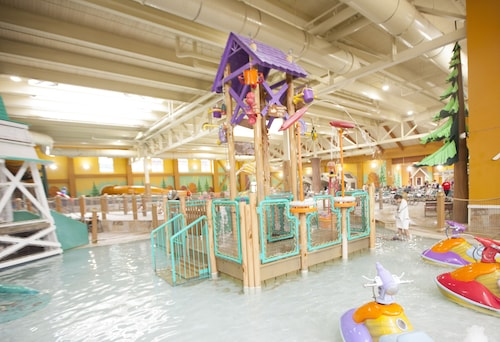 Great Wolf Lodge Wisconsin Dells