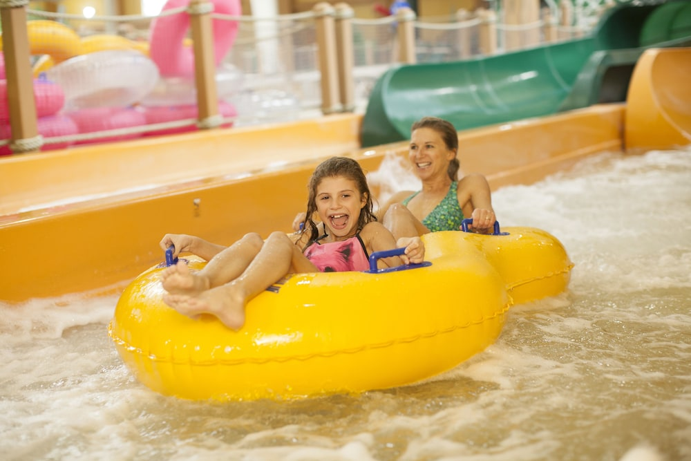 Waterslide, Great Wolf Lodge Wisconsin Dells