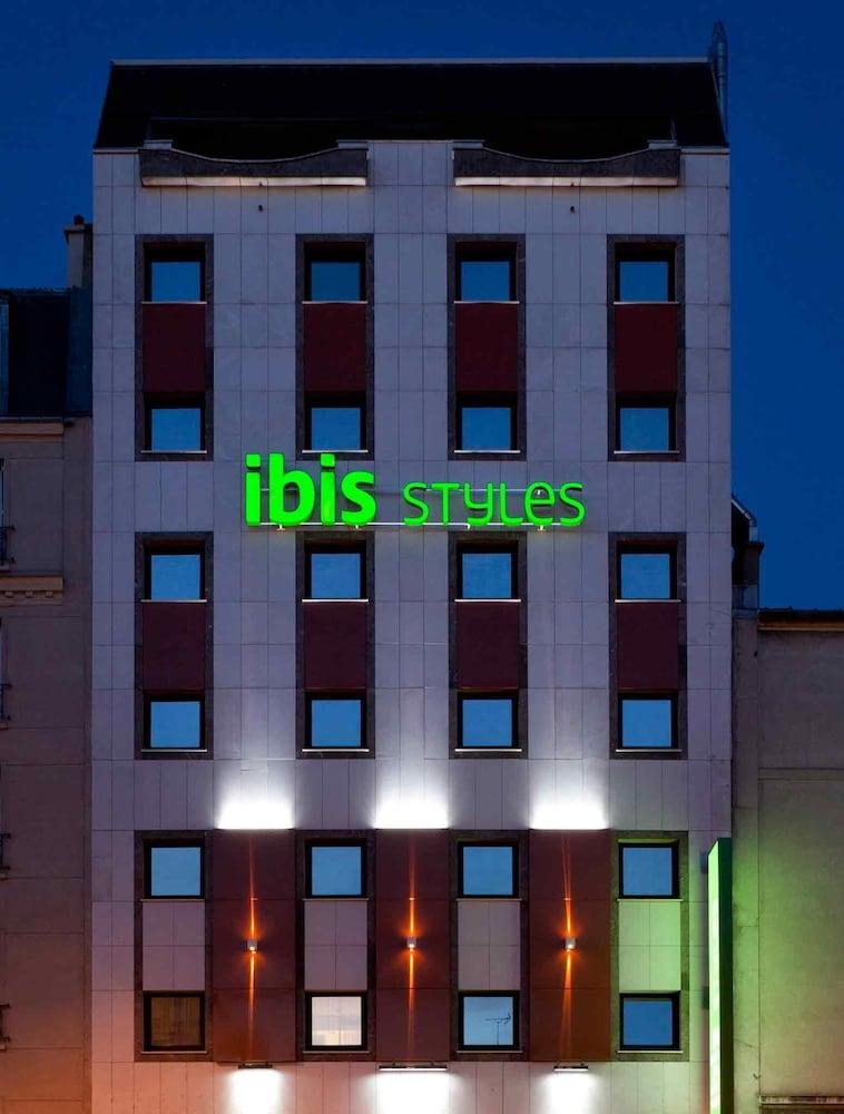 Ibis styles paris porte d 39 orleans hotel montrouge avis for Hotel porte orleans paris