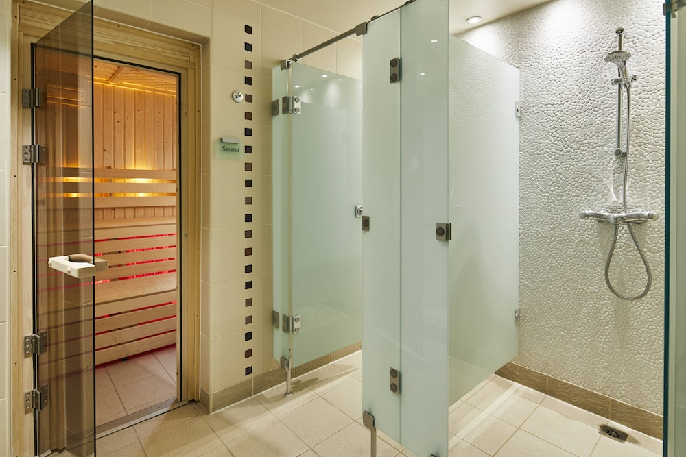Sauna, London Marriott Hotel Canary Wharf