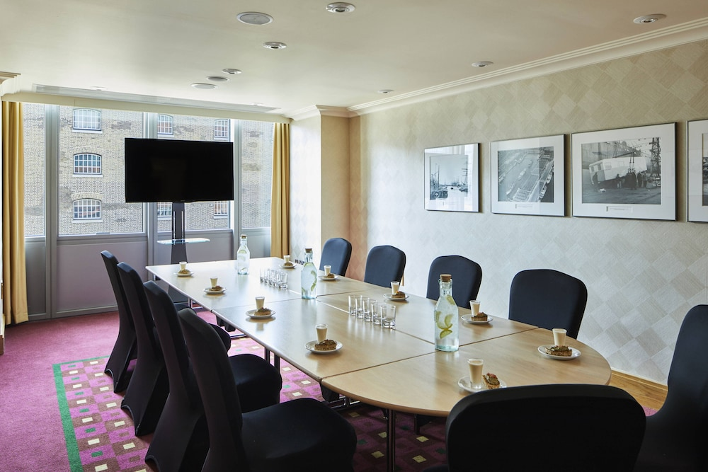 Meeting Facility, London Marriott Hotel Canary Wharf