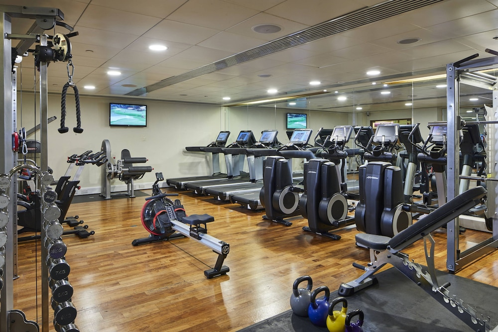 Fitness Facility, London Marriott Hotel Canary Wharf