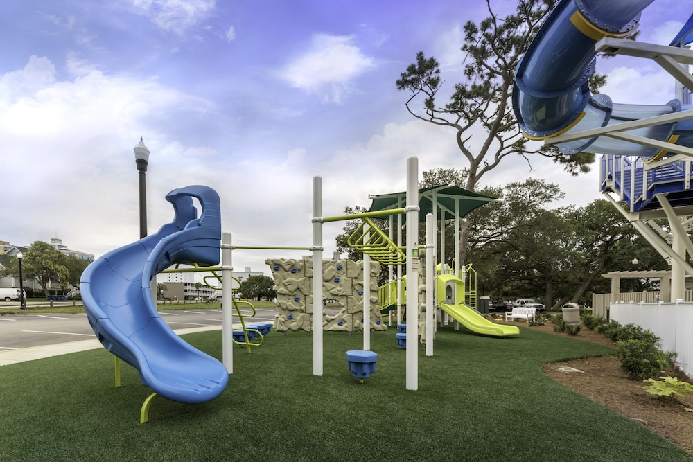 Children's Play Area - Outdoor, Holiday Inn Club Vacations South Beach Resort