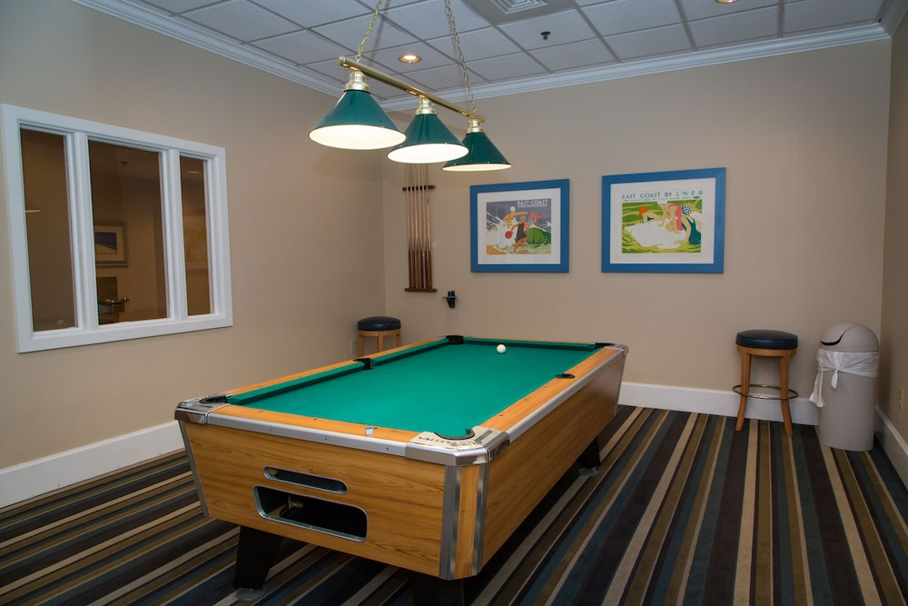 Billiards, Holiday Inn Club Vacations South Beach Resort