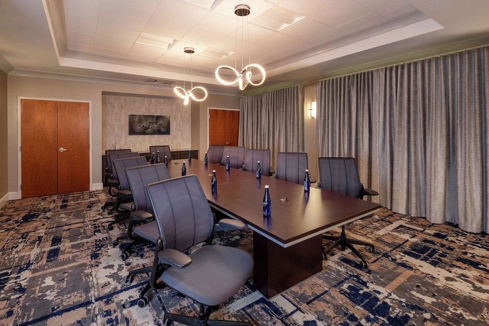 Meeting Facility, Hilton Garden Inn Freeport Downtown