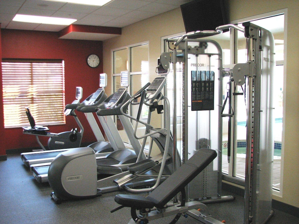 Fitness Facility, Hilton Garden Inn Freeport Downtown