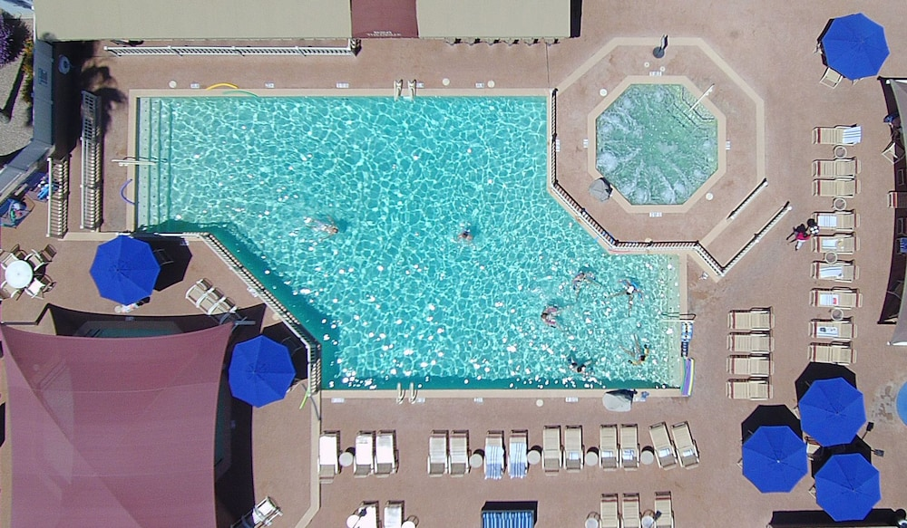 Aerial View, Scottsdale Camelback Resort