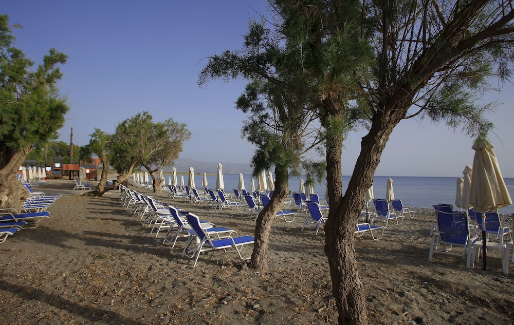 Beach,  Louis Creta Princess Aquapark & Spa