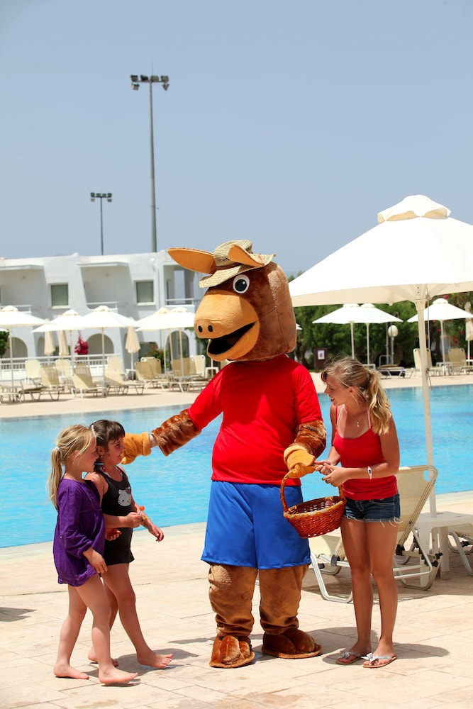 Children's Play Area - Outdoor,  Louis Creta Princess Aquapark & Spa