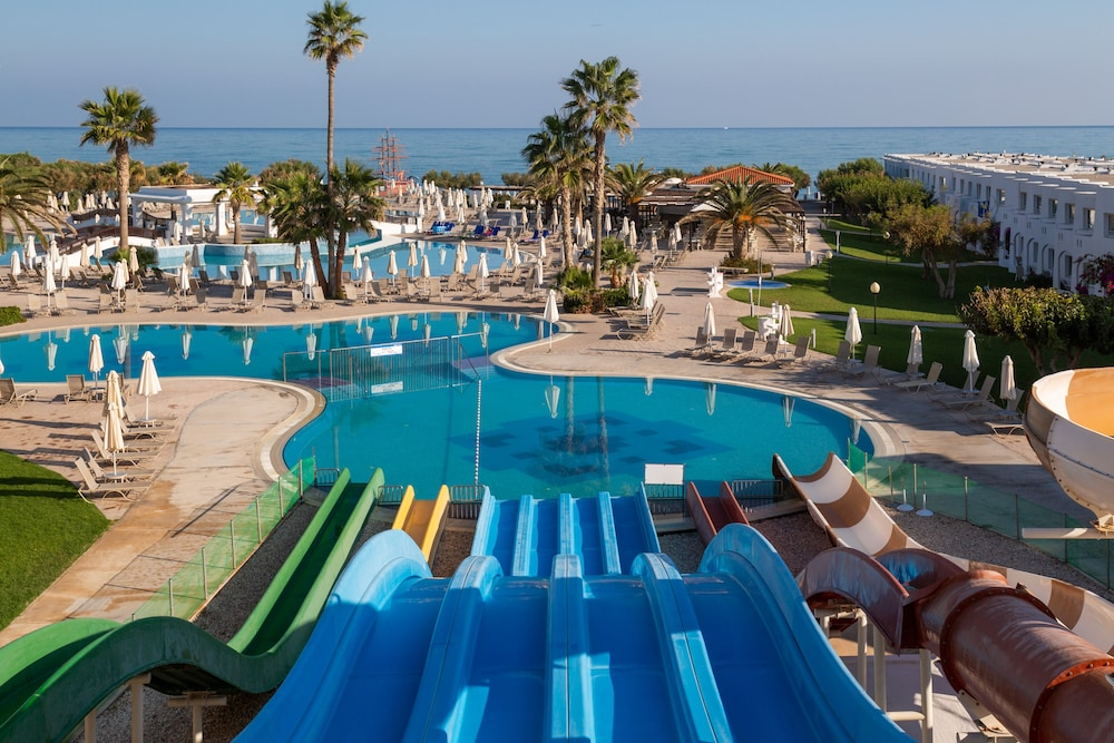 Water Park,  Louis Creta Princess Aquapark & Spa