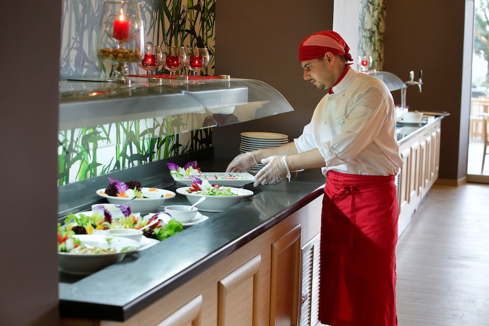 Buffet,  Louis Creta Princess Aquapark & Spa