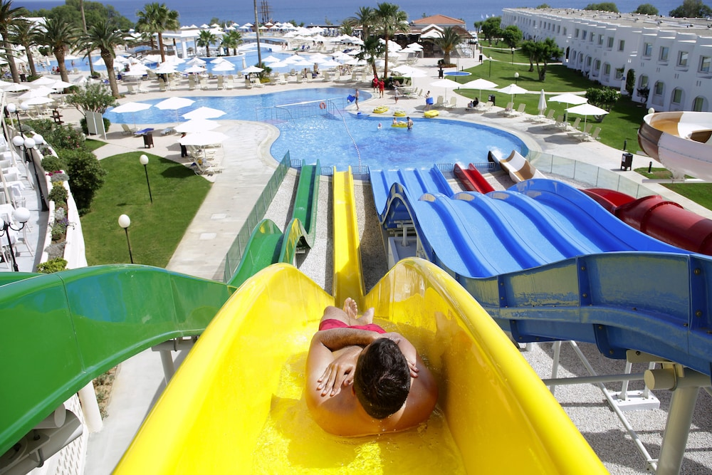 Waterslide,  Louis Creta Princess Aquapark & Spa