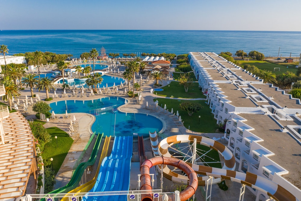 Aerial View,  Louis Creta Princess Aquapark & Spa