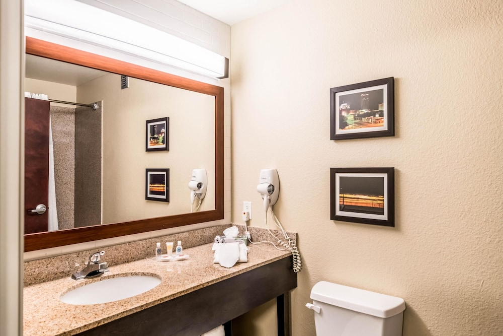 Bathroom, Comfort Suites South