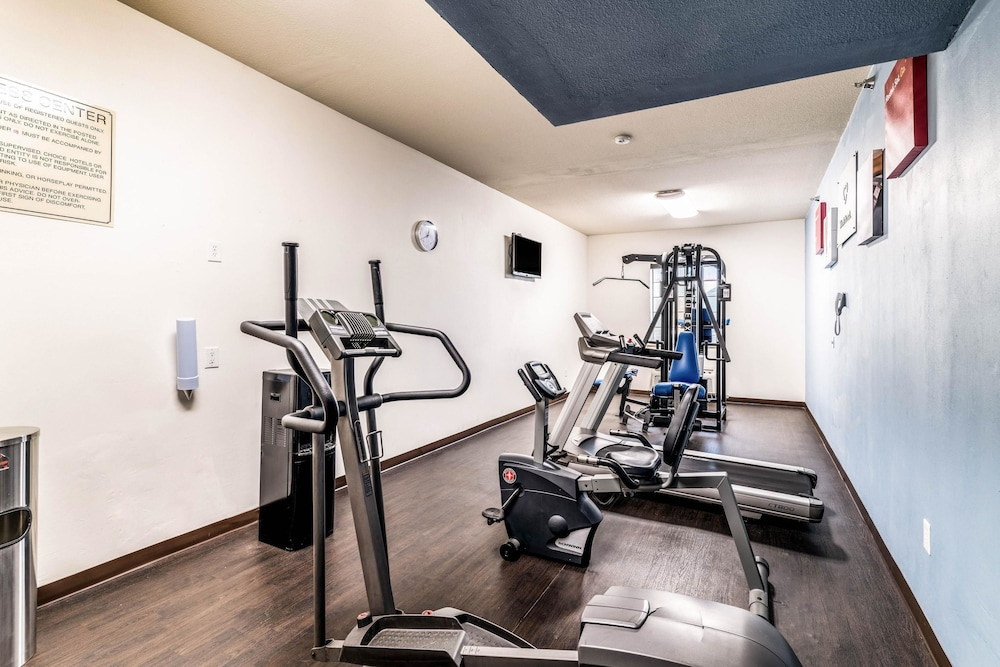 Fitness Facility, Comfort Suites South