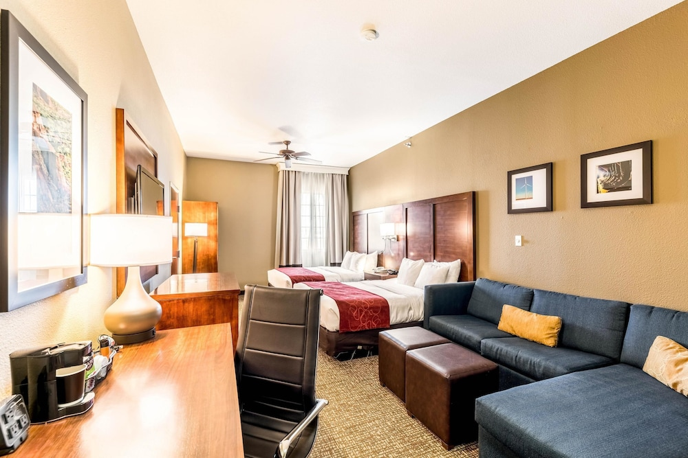 Room, Comfort Suites South