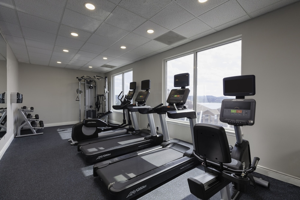 Fitness Facility, Westgate Branson Lakes Resort