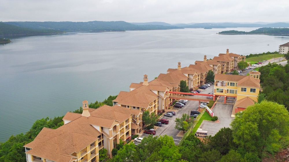 Aerial View, Westgate Branson Lakes Resort