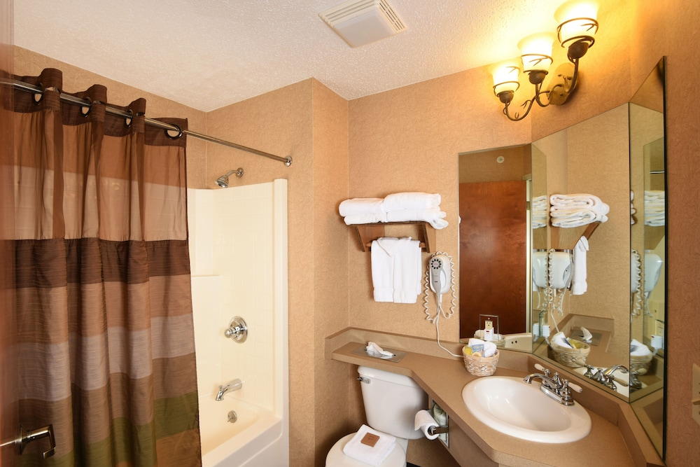 Bathroom, Stoney Creek Hotel & Conference Center Wausau