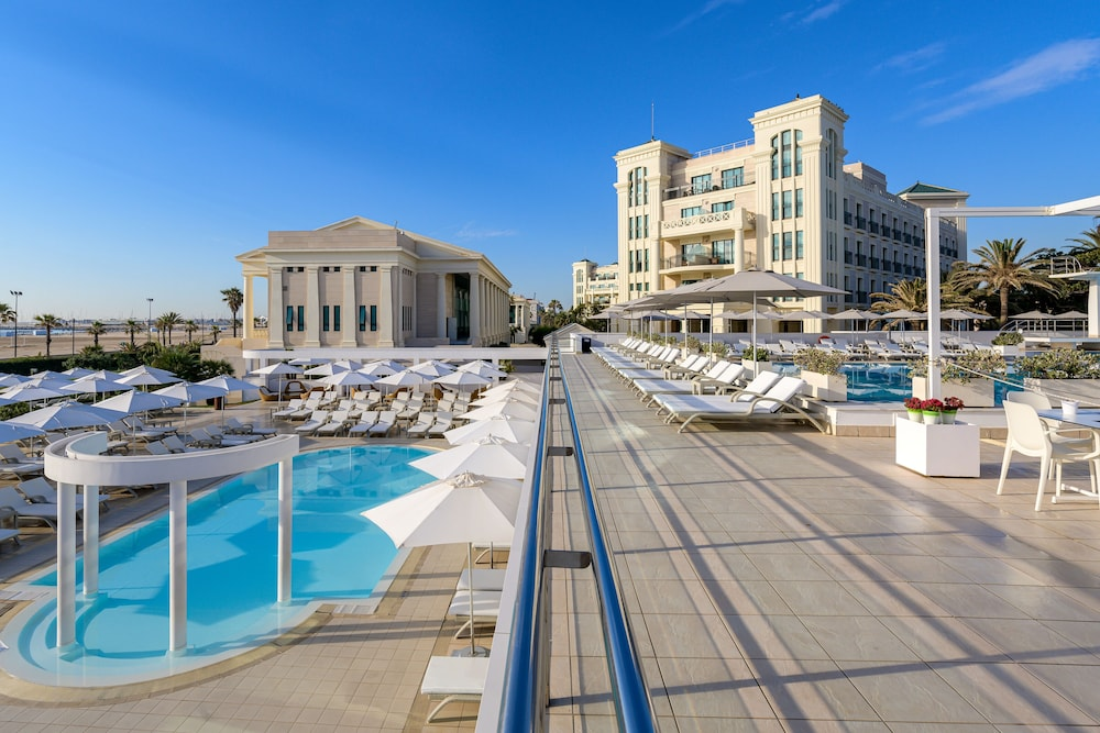 Children's Pool, Hotel Las Arenas Balneario Resort
