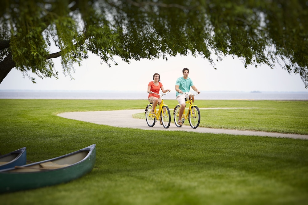 Bicycling, Maumee Bay Lodge and Conference Center