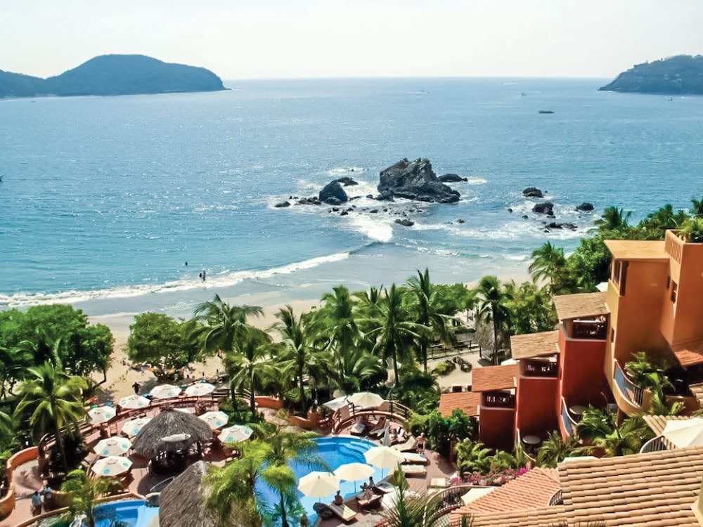 View from Property, Embarc Zihuatanejo