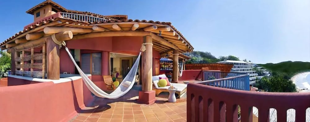 Terrace/Patio, Embarc Zihuatanejo