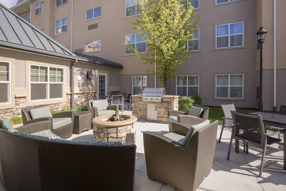 Terrace/Patio, Residence Inn by Marriott Boise West