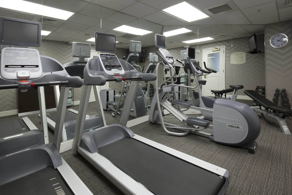 Fitness Facility, Residence Inn by Marriott Boise West