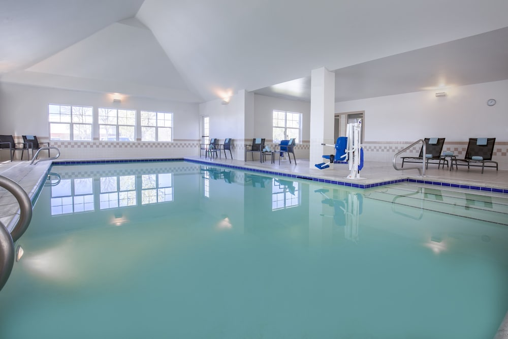 Indoor Pool, Residence Inn by Marriott Boise West