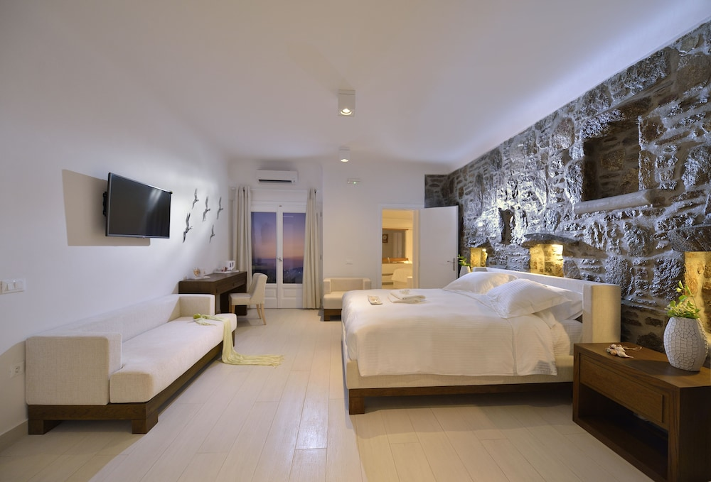 Room, Saint John Hotel Villas & Spa