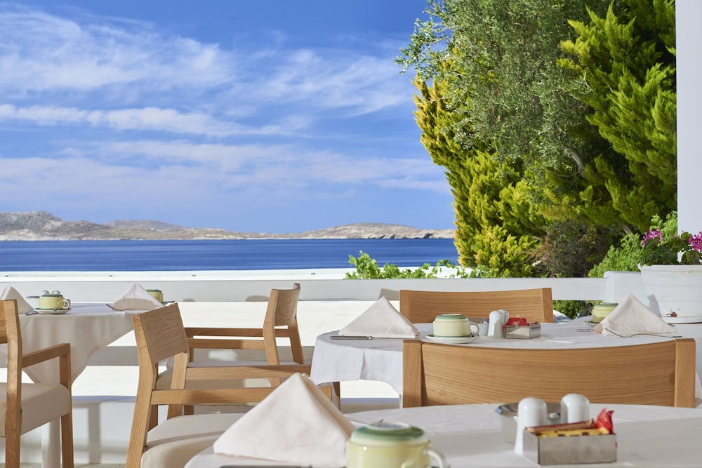 Dining, Saint John Hotel Villas & Spa