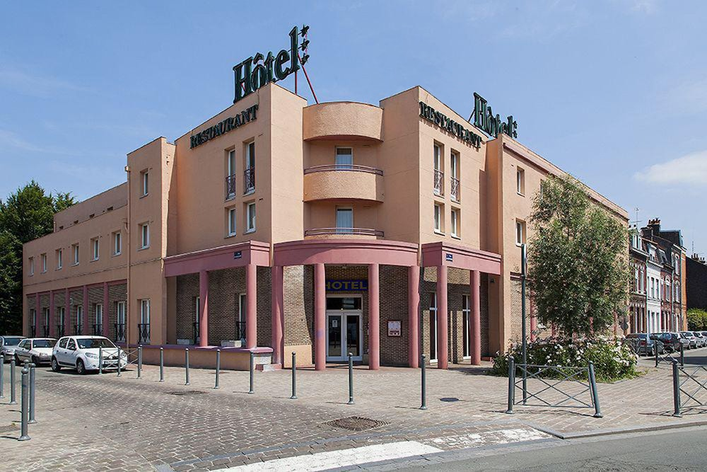 Comfort hotel lille europe lille france for Hotels lille