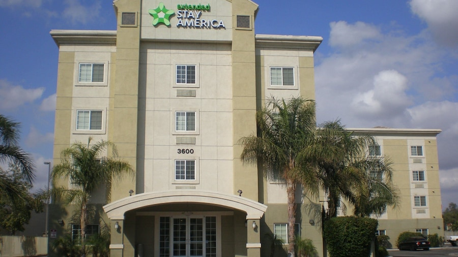 Extended Stay America Suites Bakersfield Chester Lane
