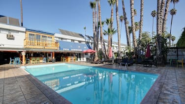Tradewinds Hotel LAX Airport
