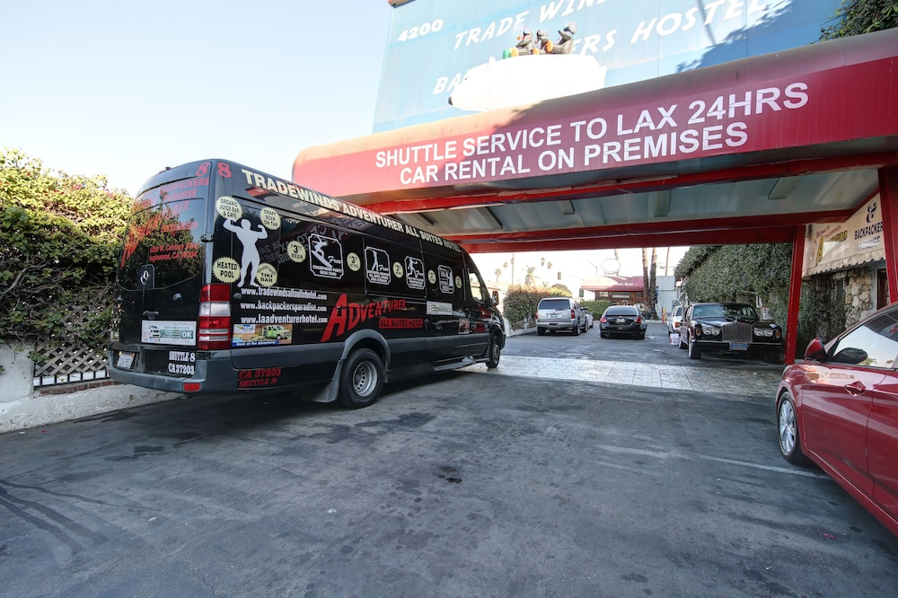 Airport Shuttle, Tradewinds Hotel LAX Airport