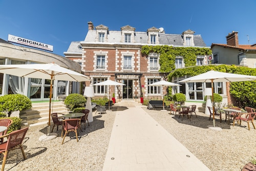 The Originals Boutique, Hôtel Normandie, Auxerre (Inter-Hotel)