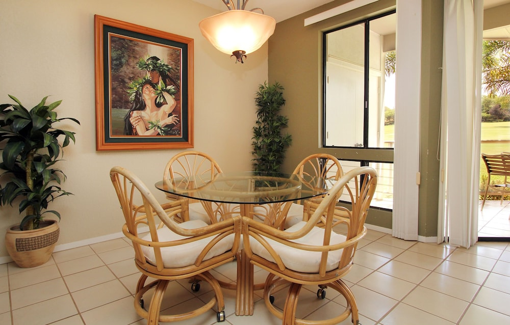 In-Room Dining, Wailea Grand Champions Villas, A Destination Residence