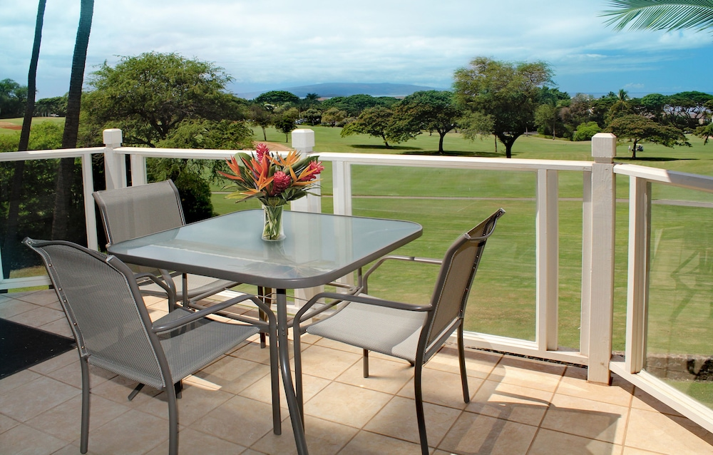 Golf view, Wailea Grand Champions Villas, A Destination Residence