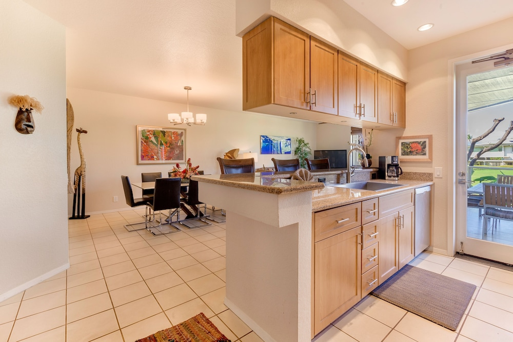 Private Kitchen, Wailea Grand Champions Villas, A Destination Residence