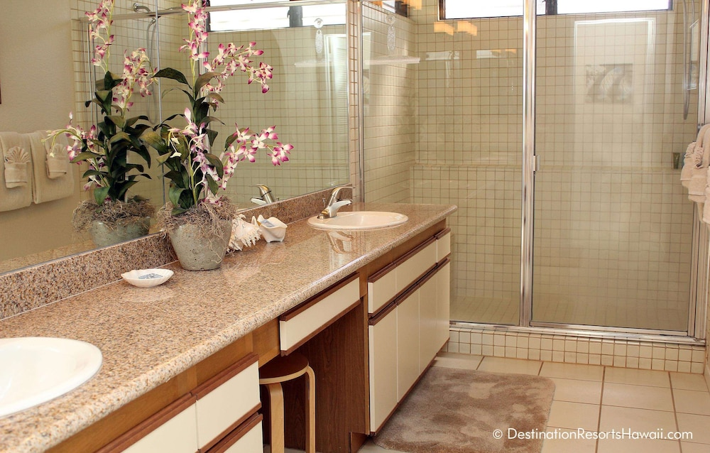 Bathroom, Wailea Grand Champions Villas, A Destination Residence