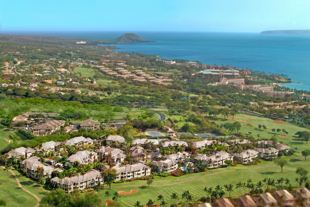 Aerial View, Wailea Grand Champions Villas, A Destination Residence