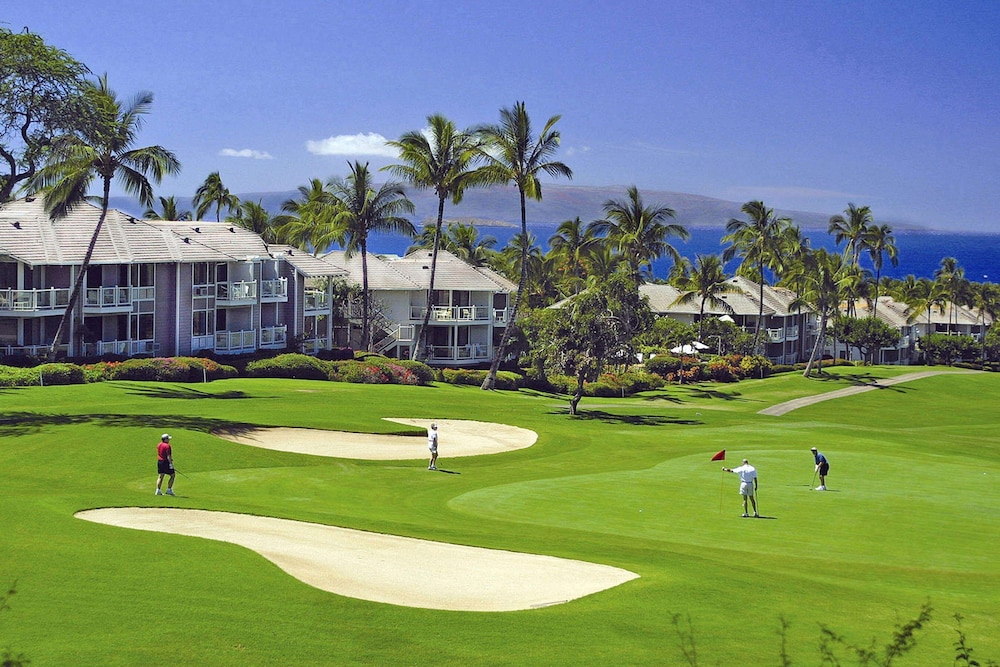Golf, Wailea Grand Champions Villas, A Destination Residence