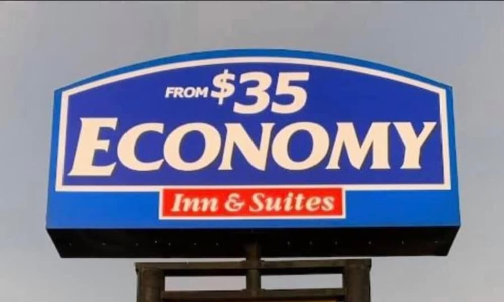 Exterior, Economy Inn and Suites