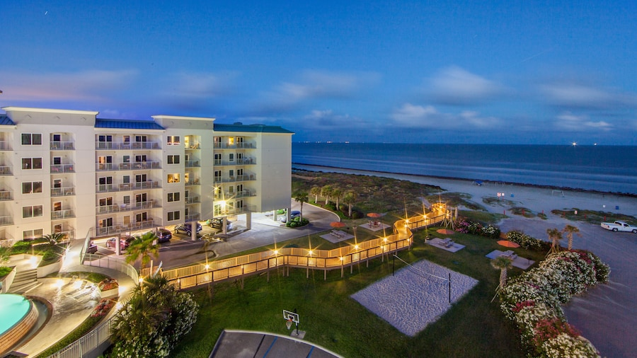 Holiday Inn Club Vacations Galveston Beach Resort, an IHG Hotel