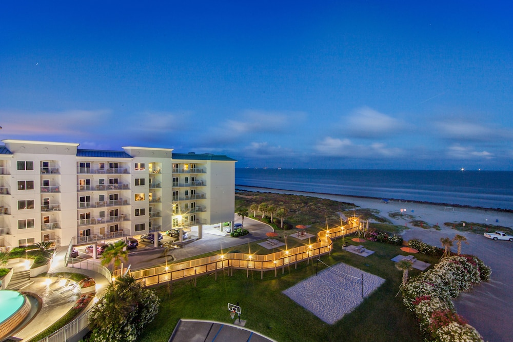 Holiday Inn Club Vacations Galveston Beach Resort 3 0 Out Of 5 View From Hotel Featured Image