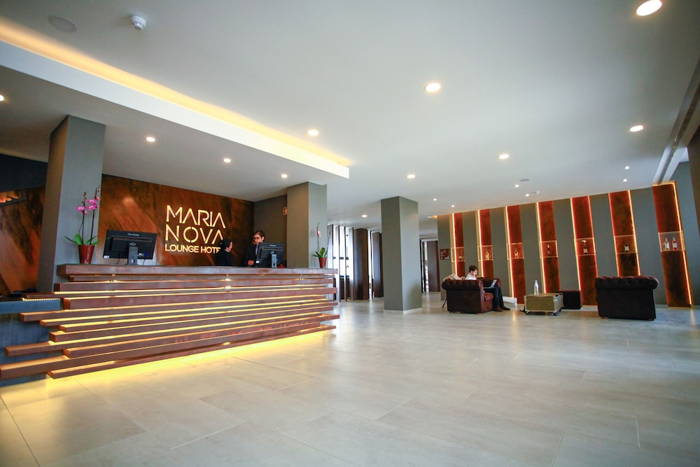 Reception, AP Maria Nova Lounge