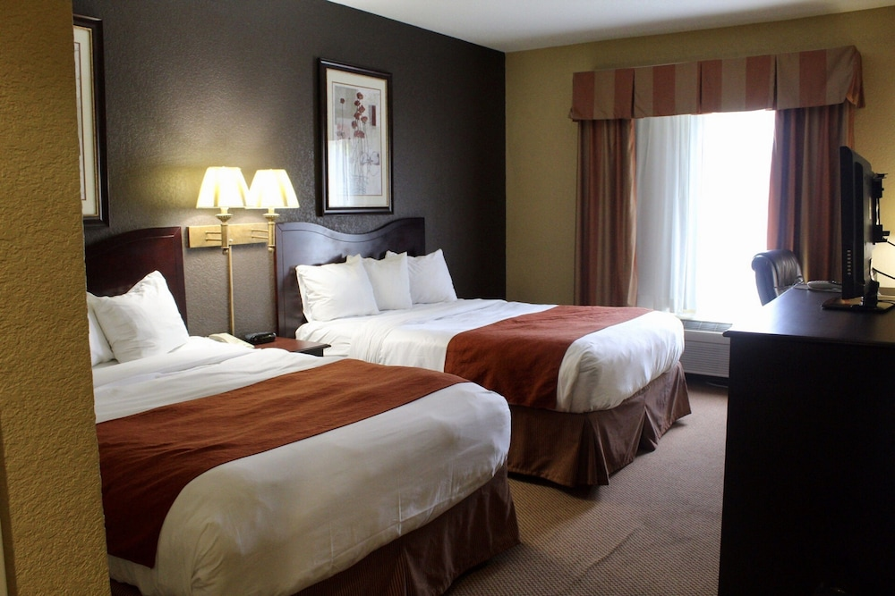Room, Country Inn & Suites by Radisson, Hot Springs, AR