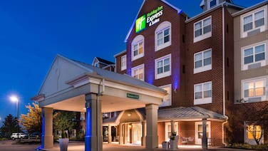 Holiday Inn Express St. Louis West - O'Fallon