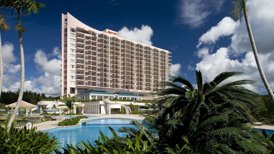 沖繩島萬豪度假酒店及 SPA